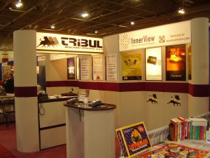 Tribul Trade Show Booth Display