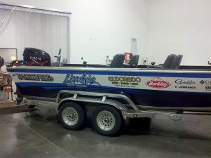 Custom Boat Graphics