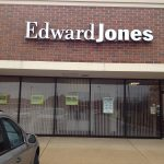 Edward Jones Channel Letter Storefront Signs