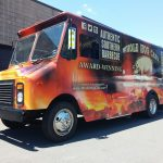 Whole Hog Cafe Food Truck Wrap