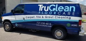 Charlotte Vinyl Printing Vehicle Wrap Tru Clean 300x146
