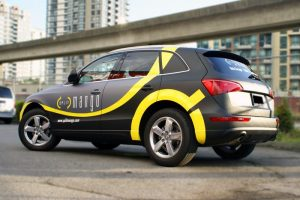 Charlotte Car Wraps Mango vehicle car Wrap 300x200